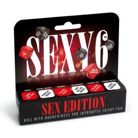 Creative Conceptions Sexy 6 Dice Sex Edition English Version