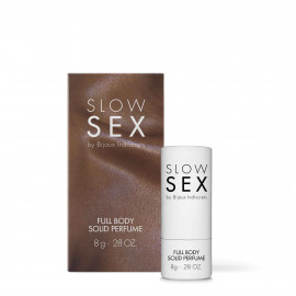 Bijoux Indiscrets Slow Sex Full Body Solid Perfume 8g