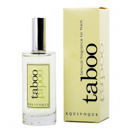 RUF Taboo Equivoque Sensual Fragrance for Them 50ml