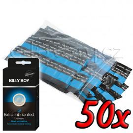 Billy Boy Extra Lubricated 50ks