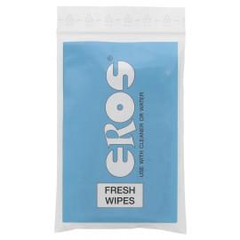 Eros Fresh Wipes 12 pack