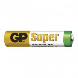 Baterie alkalická GP Super AAA 1ks