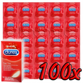 Durex Feel Thin 100ks