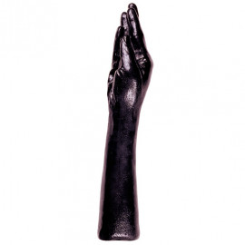 X-MAN All Black AB21 Hand with Arm - fistingová ruka 37cm