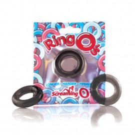 The Screaming O The RingO Black - Erekční kroužek