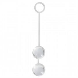 ToyJoy Duo Love Balls - Venušiny kuličky ze skla