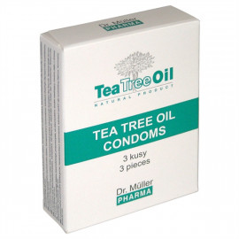 Dr. Müller Kondomy s Tea Tree Olejem 3ks