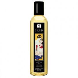 Shunga Erotic Massage Oil Serenity - Monoi 250ml