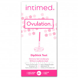 Intimed Ovulation hLH DipStick Test 6ks