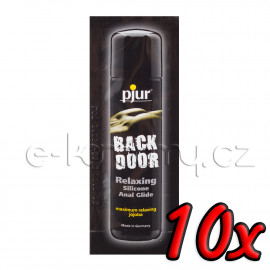 Pjur BACK DOOR 1,5ml 10ks