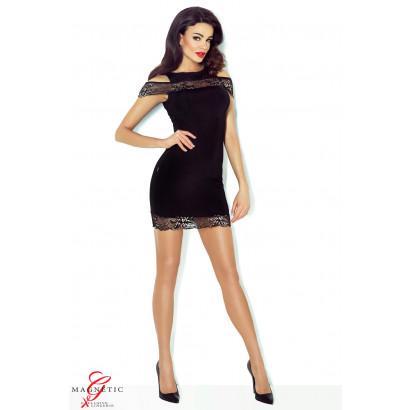 Demoniq Marissa Dress Černá