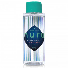 Cobeco Pharma Nuru Body to Body Massage Gel 500ml