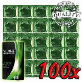 Vitalis Premium X-large 100ks