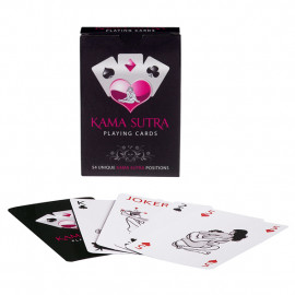 Tease & Please Kama Sutra Playing Cards - Erotické hracie karty