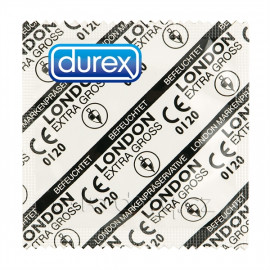 Durex London Extra Large 1ks