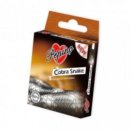 Pepino Cobra Snake 3 pack
