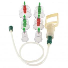 Cupping Vacuum Cupset - Vacuum Kit