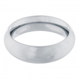 Steel Power Tools Donut Cockring - Metal Cock Ring 45mm