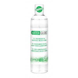 Waterglide 2in1 Massage Gel & Lubricant Aloe Vera 300ml