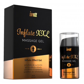 intt Inflate XXL Massage Gel 15ml