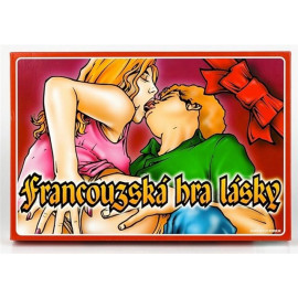 Erotic Game French Game of Love Czech Version