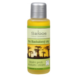 Saloos Bio Baobab Oil 50ml