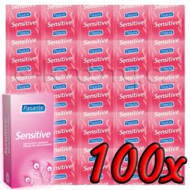 Pasante Sensitive 100 pack