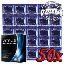 Vitalis Premium Delay & Cooling 50 pack