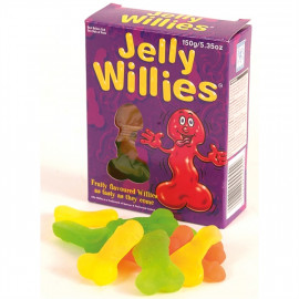 Jelly Willies - Jelly Penis-Shaped 150g
