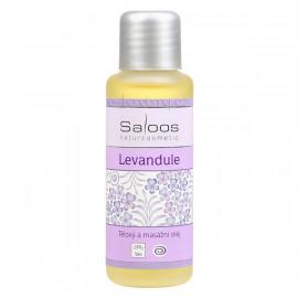 Saloos Levandule - Bio Body and Massage Oil 50ml