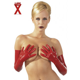 LateX Gloves - Red Latex Gloves