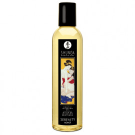Shunga Erotic Massage Oil Serenity Monoi 250ml