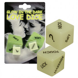 Orion Dice Glow-in-the-dark - Dice