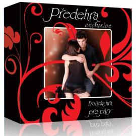 Erotic game Předehra Erotic hra pro páry Czech Version