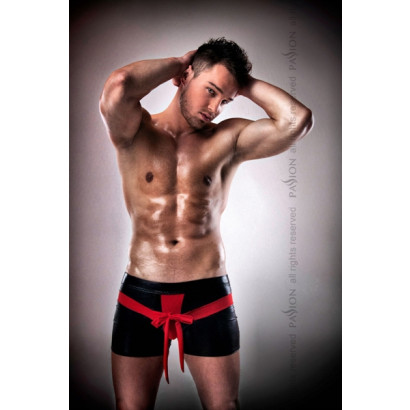Passion 001 Short - Boxer Shorts Black
