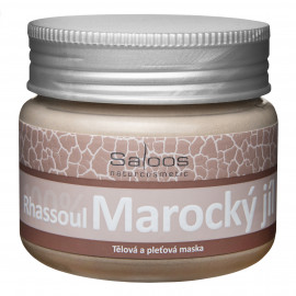 Saloos Moroccan Clay Rhassoul 150g
